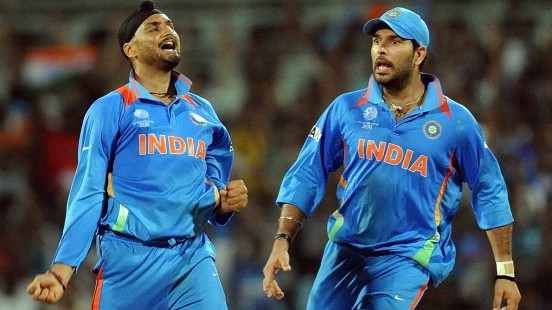 """We wouldn't have won the 2011 World Cup without Yuvraj"", says Harbhajan Singh"