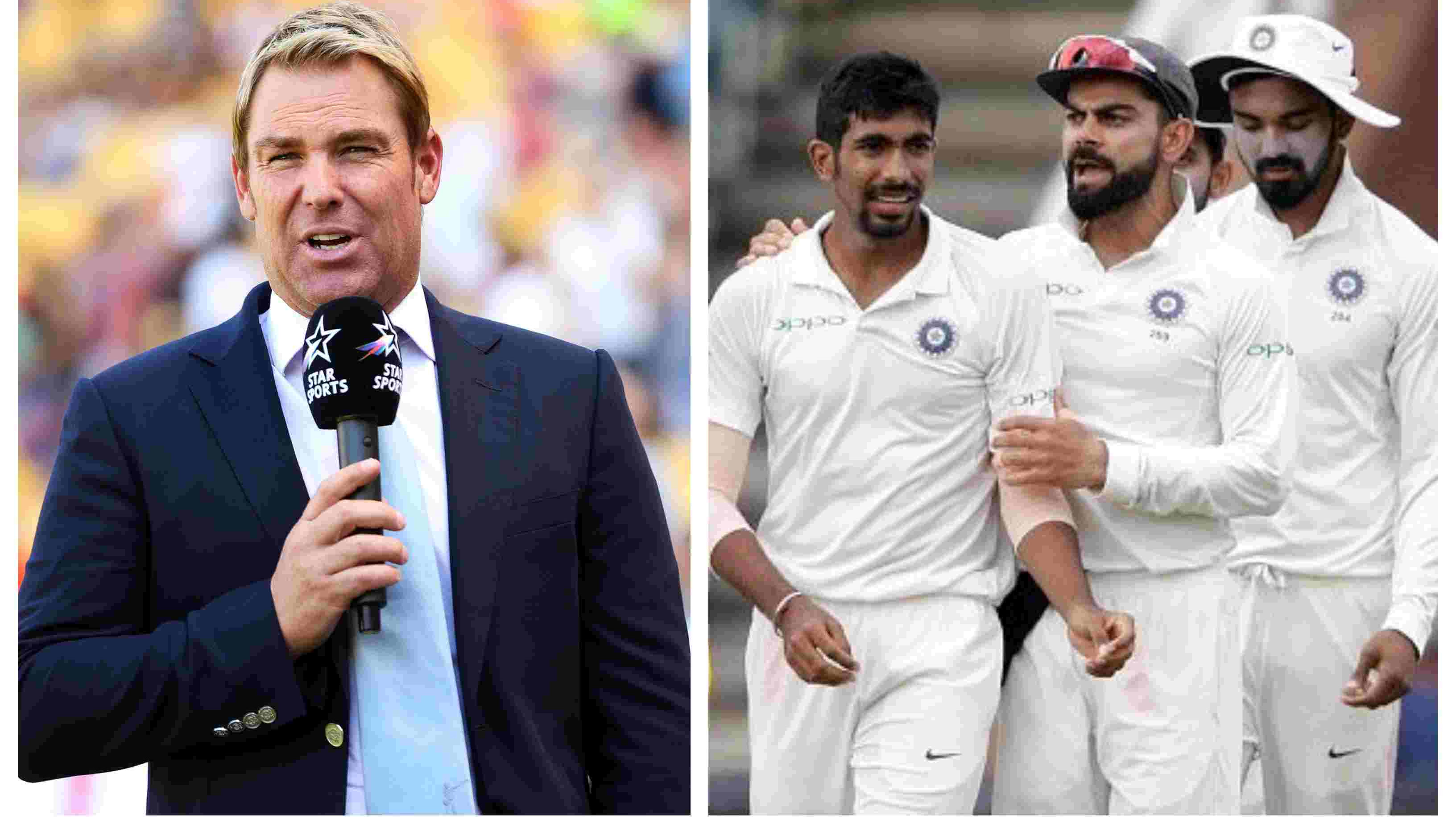 AUS v IND 2018-19: Shane Warne tips India as favourites for Border-Gavaskar Trophy
