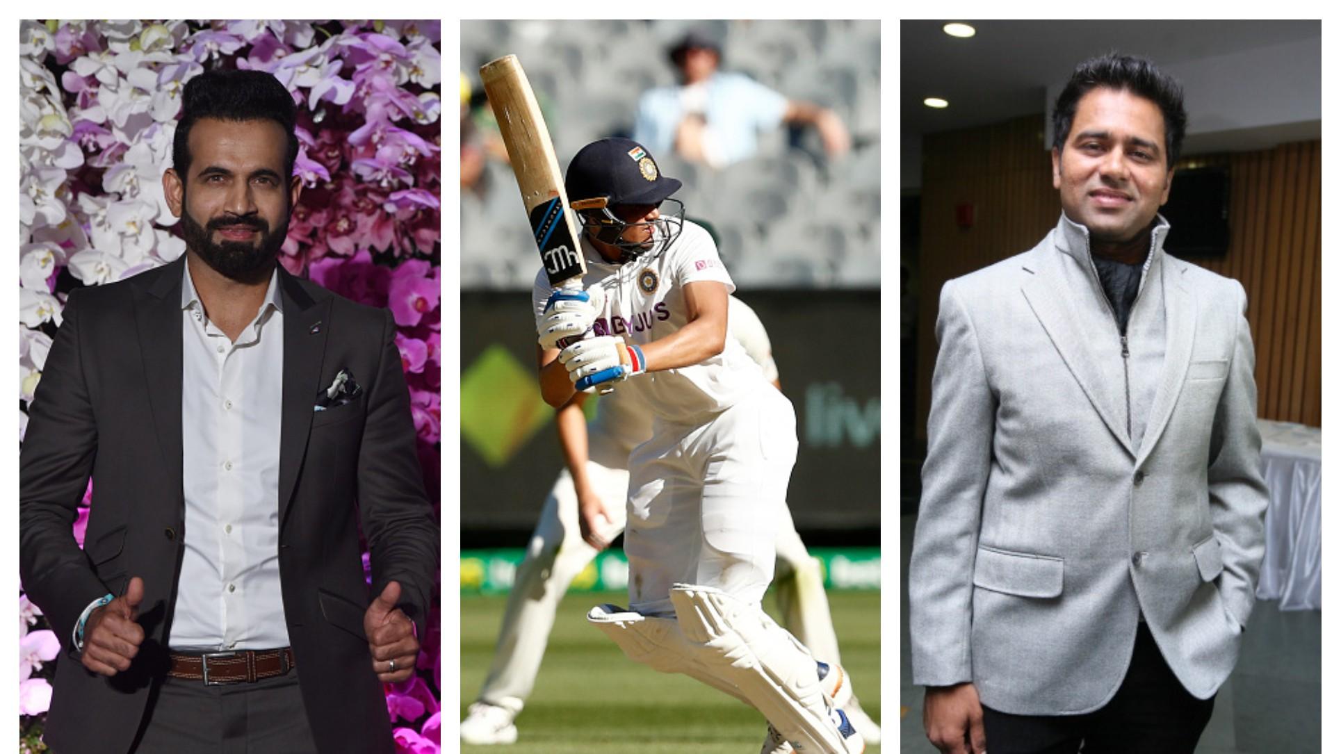 AUS v IND 2020-21: Cricket fraternity praises Shubman Gill as he looks solid on Test debutat MCG