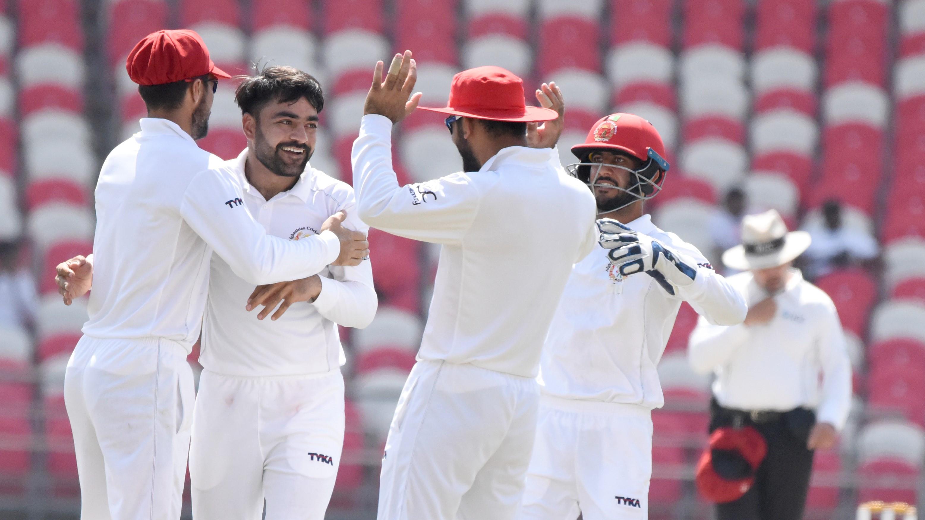 अफ़ग़ानिस्तान ने अपना पहला टेस्ट मैच जीतकर रच दिया इतिहास