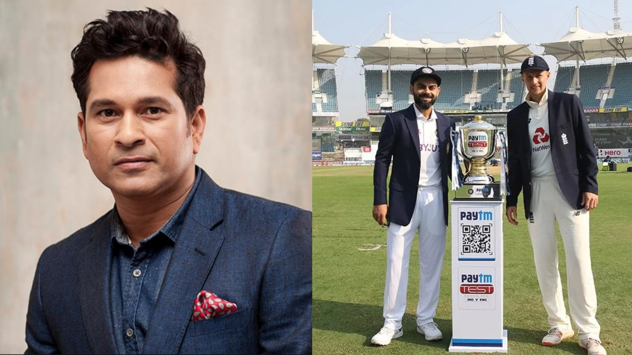 """IND v ENG 2021: """"It will be a close-fought series,"""" opines Sachin Tendulkar; says India will come out victorious"""