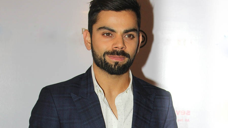 Virat Kohli spotted in a new lockdown look with a heavy beard