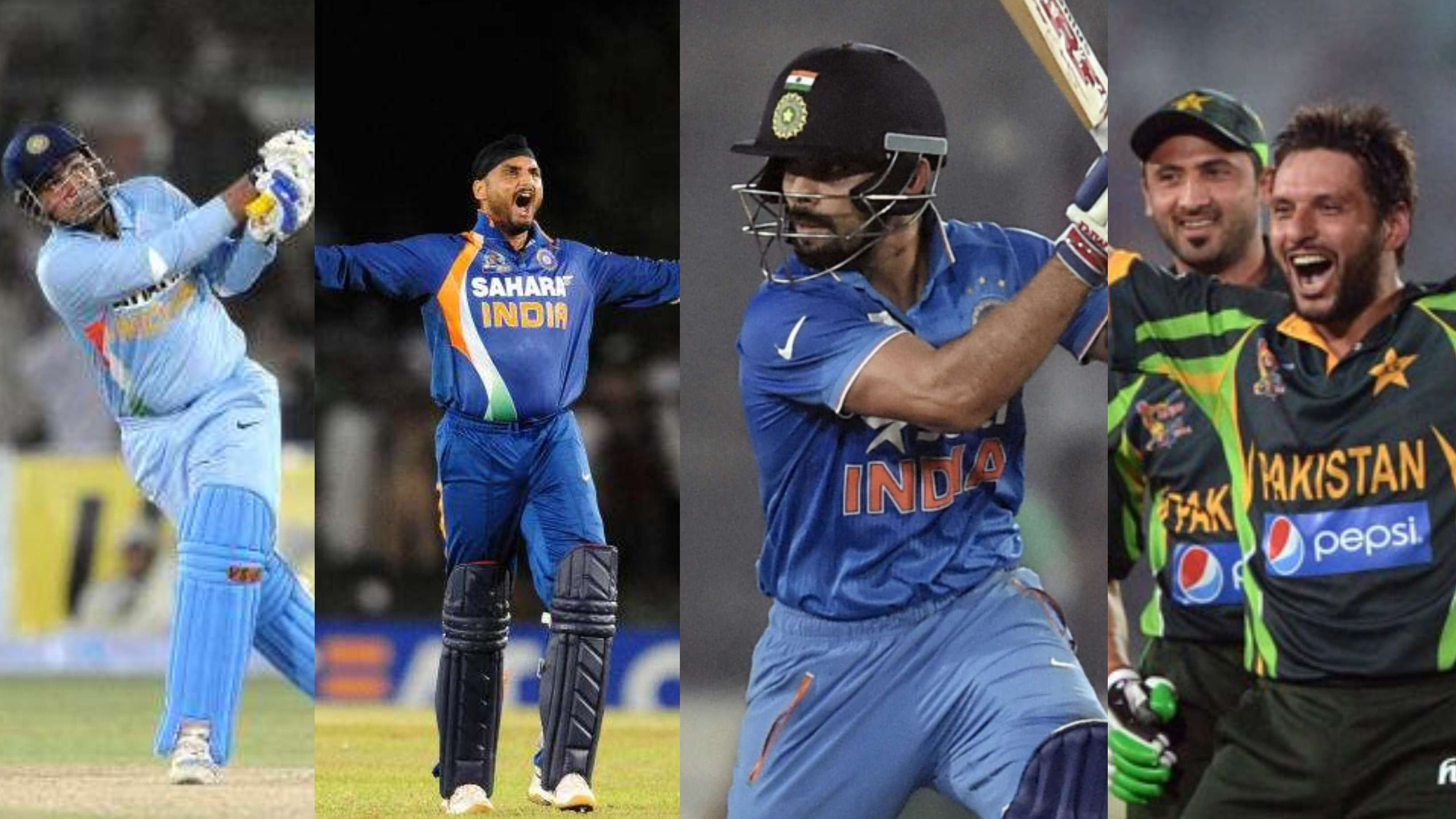 Asia Cup 2018: 5 most memorable India vs. Pakistan clashes in the tournament