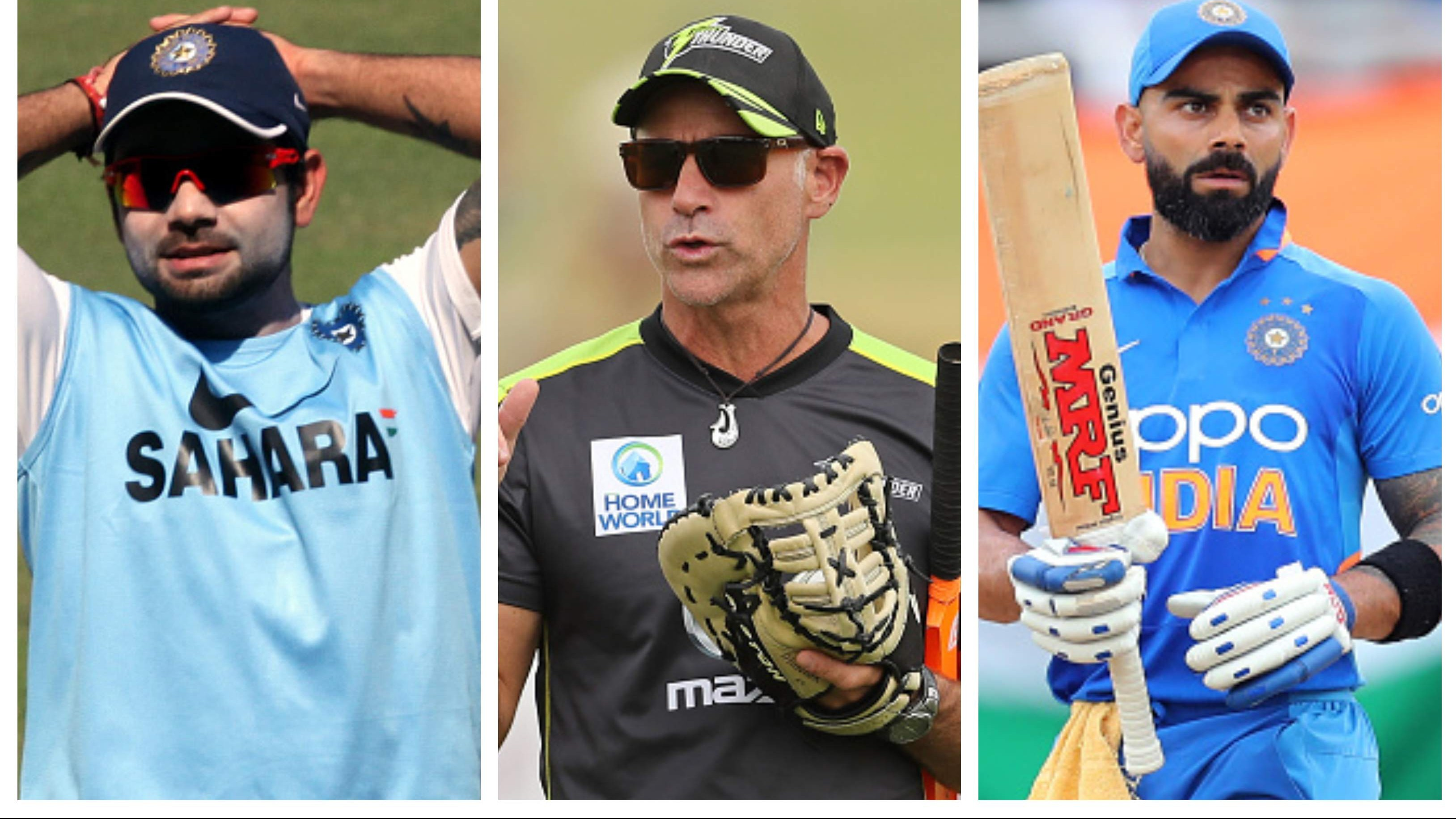 Paddy Upton opens up on Kohli's transformation from an overweight cricketer to fitness freak