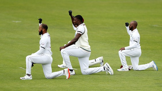 Jason Holder expresses disappointment over teams not taking knee against racism during England series, IPL
