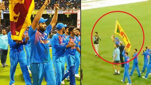 Nidahas Tri-series 2018: Team India's victory lap with Sri Lankan flag wins  local fans' hearts