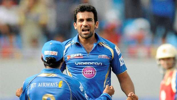 Zaheer featured in 30 games across three seasons for MI | Getty