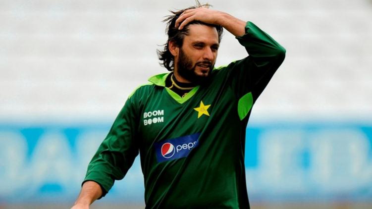 शाहिद आफरीदी का वेस्टइंडीज के खिलाफ आईसीसी वर्ल्ड XI के चैरिटी  मैच में खेल पाना हैं नामुमकिन