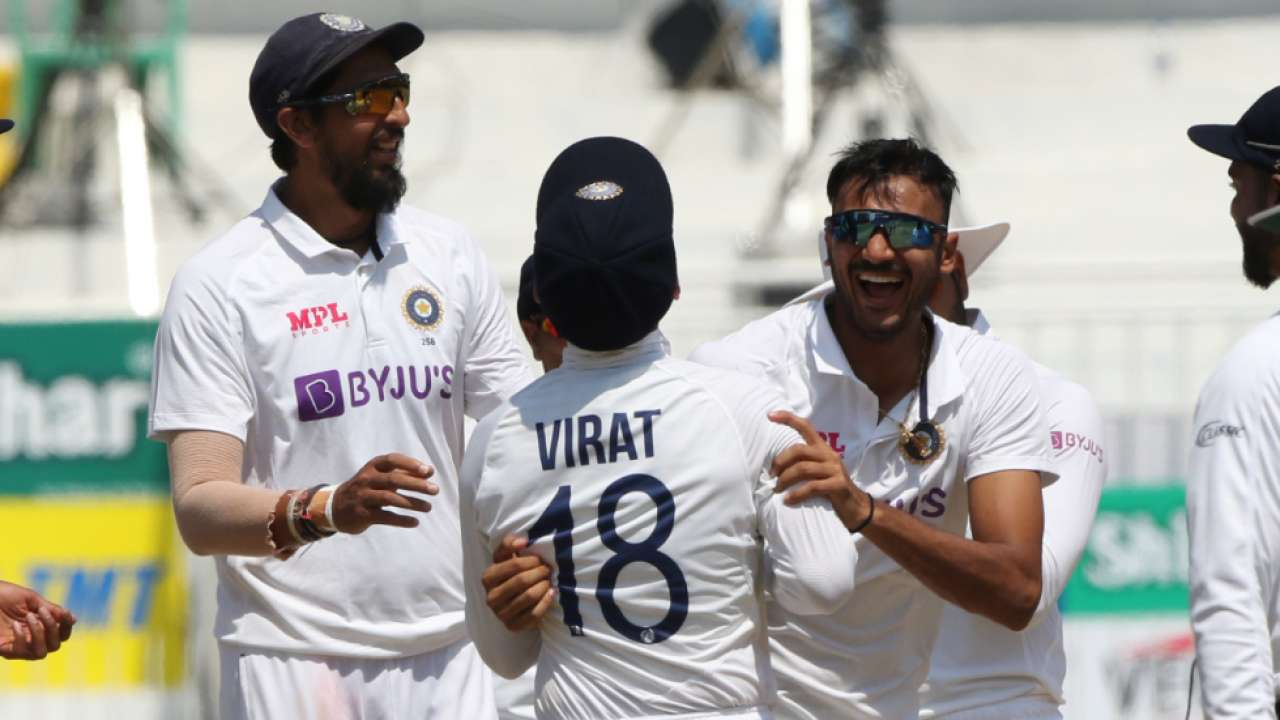 India leads the four-Test series 2-1 | BCCI