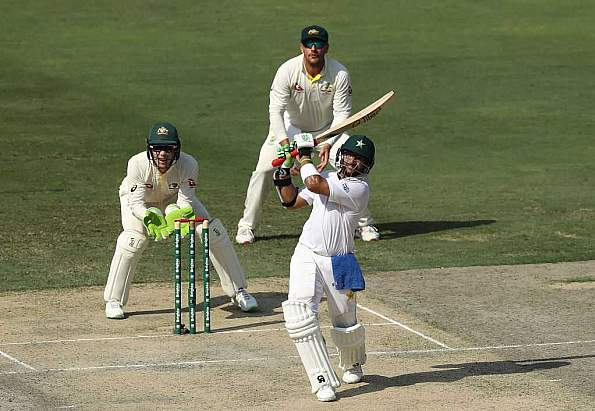 Imam-ul-Haq involved in a 205-run partnership for the opening with Hafeez   Getty Images