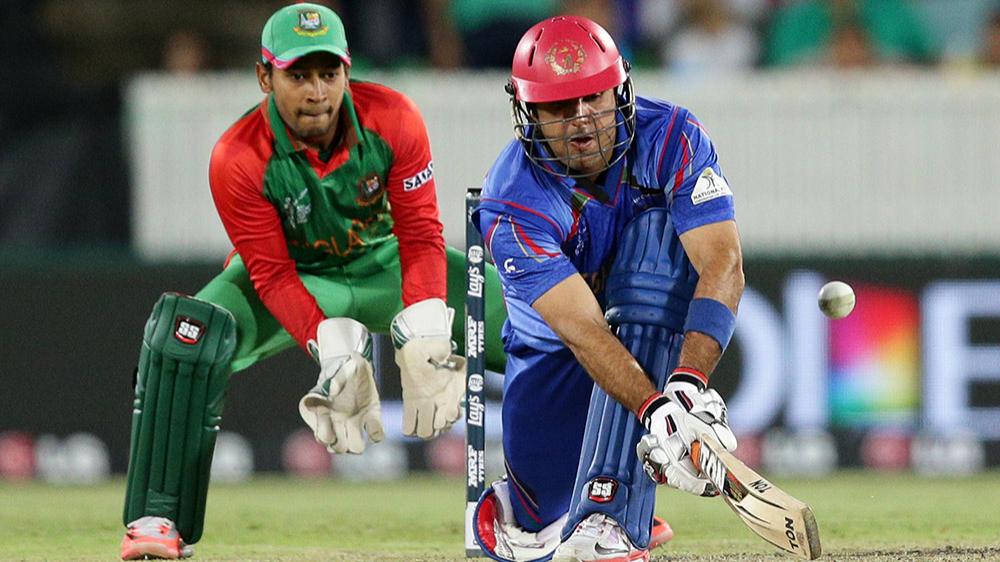 मुशफिकुर रहीम का मानना है कि अफगानिस्तान को अपने घरेलु मैदान में खेलने का होगा फायदा