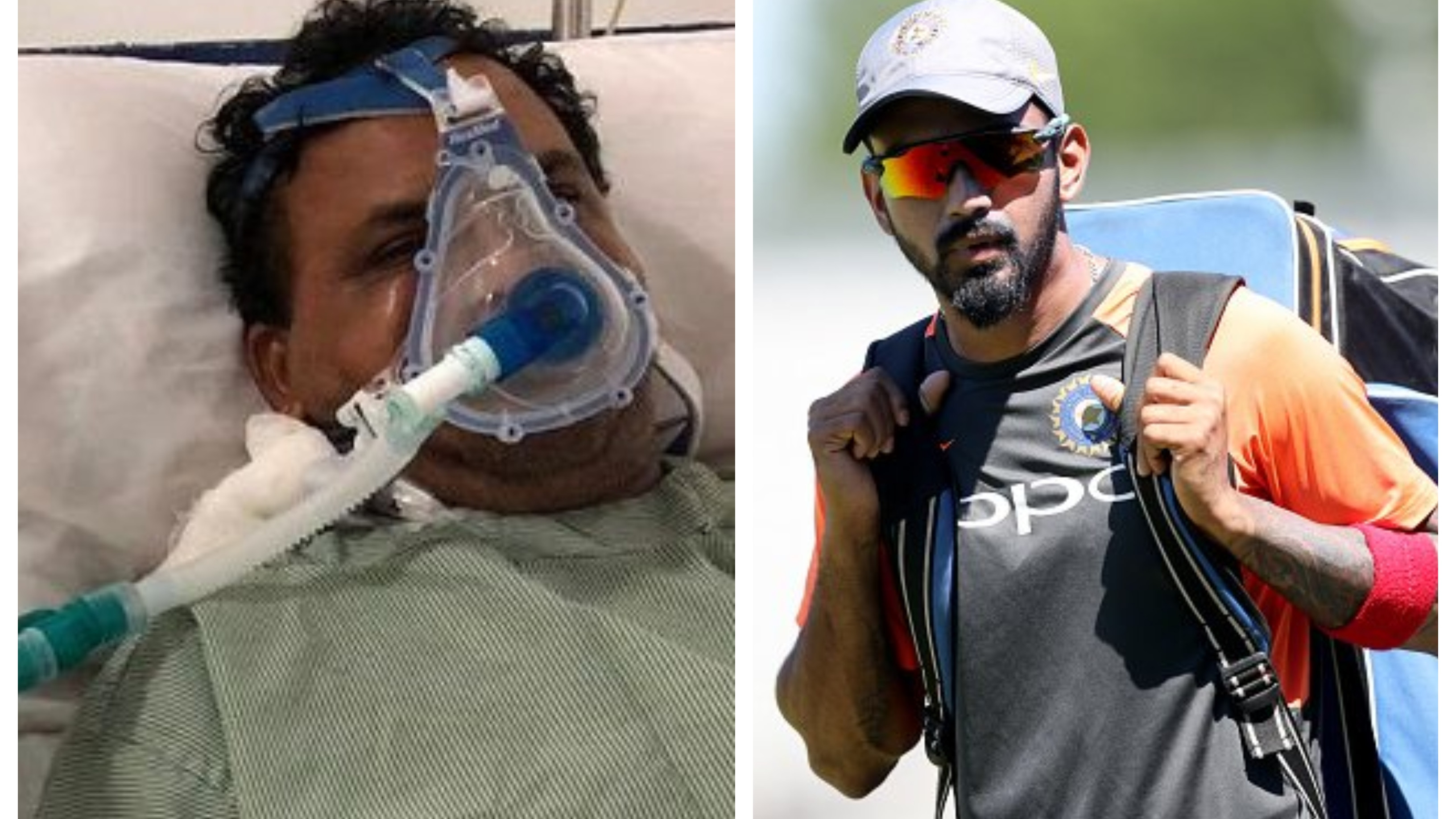 KL Rahul donates hefty sum of money to ailing Baroda cricketer Jacob Martin