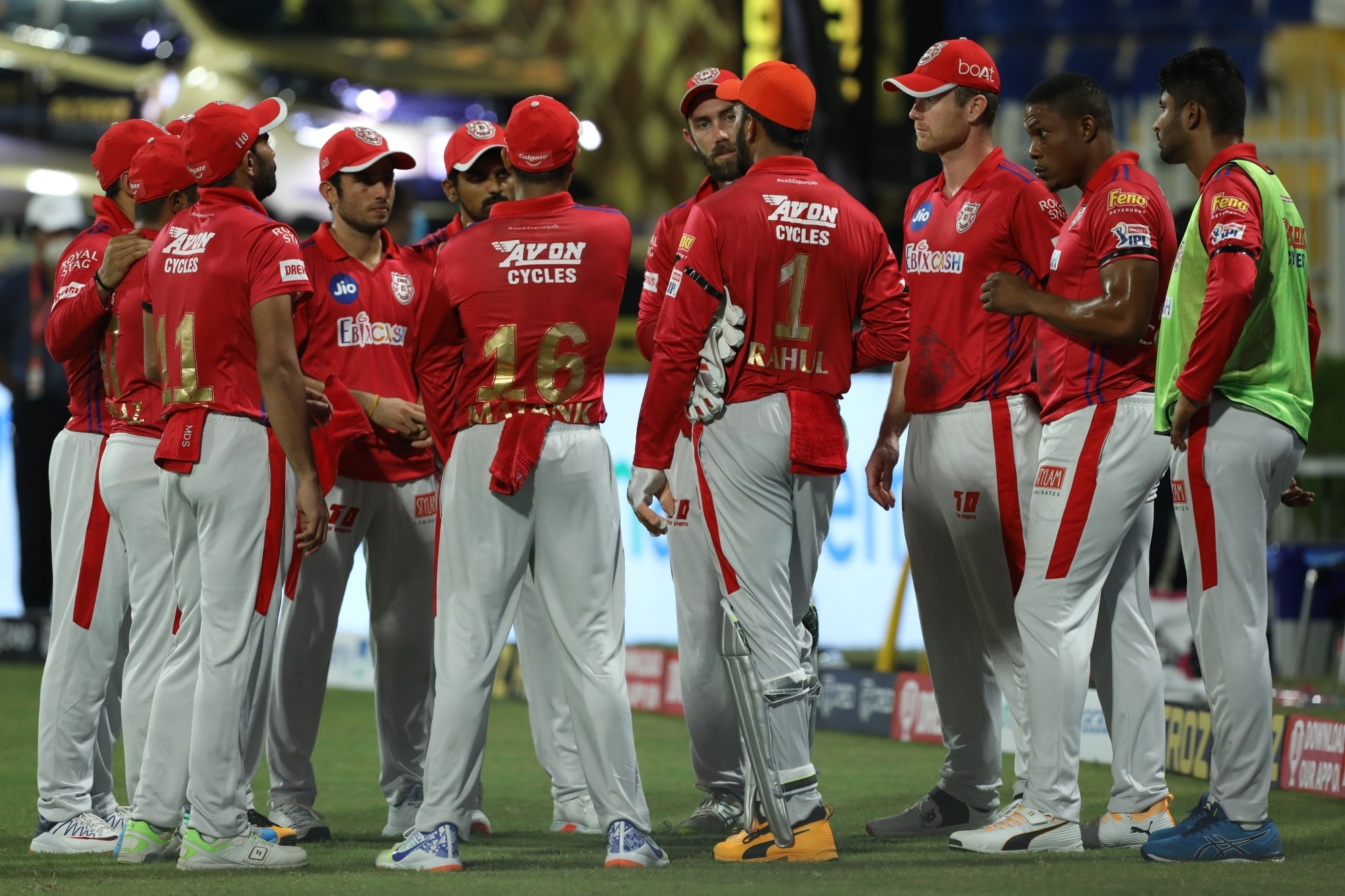 KXIP managed to turnaround their fortunes after losing first 6 of their 7 games | BCCI/IPL