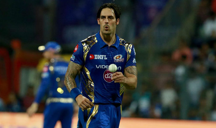 Mitchell Johnson | IPLT20.com