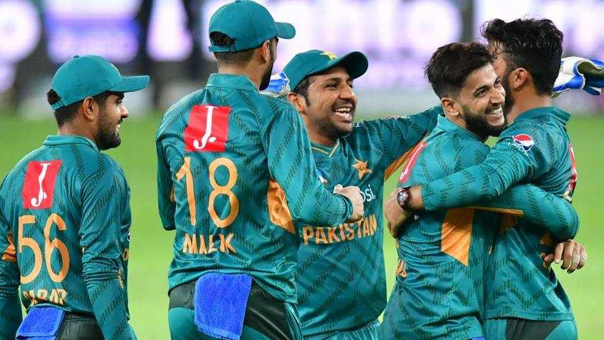 PAK vs AUS 2018 : T20I Series - Statistical Highlights