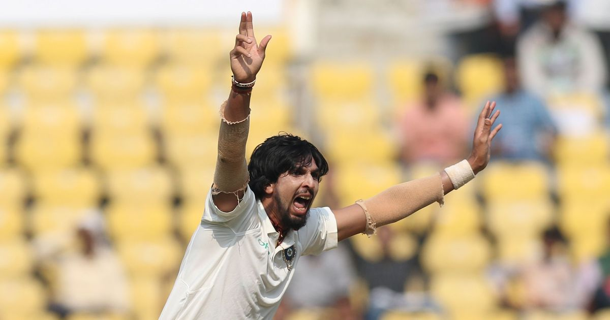Sussex sign Ishant Sharma for two-month stint