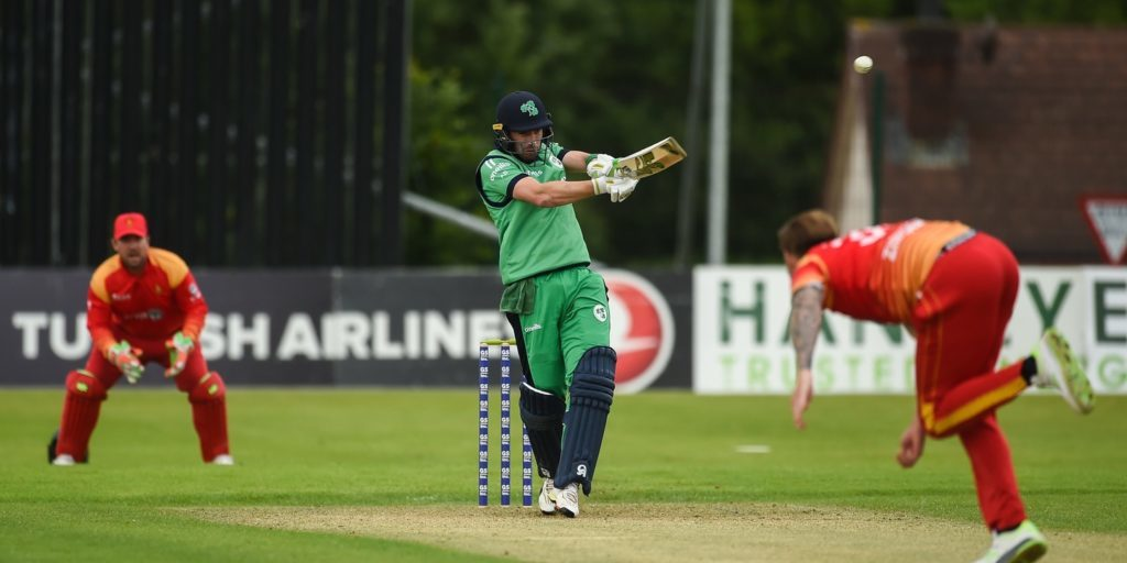 Ireland and Zimbabwe were to play three ODIs and five T20Is in August   AFP
