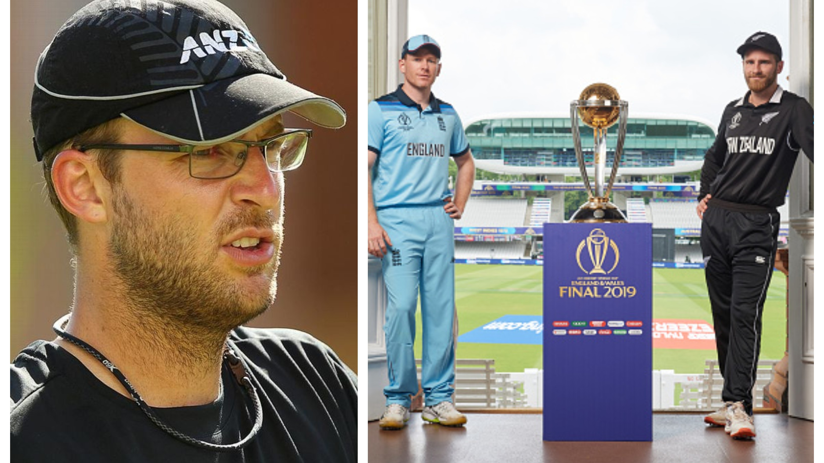 "CWC 2019: Daniel Vettori explains why England-New Zealand final will be ""extra special"""