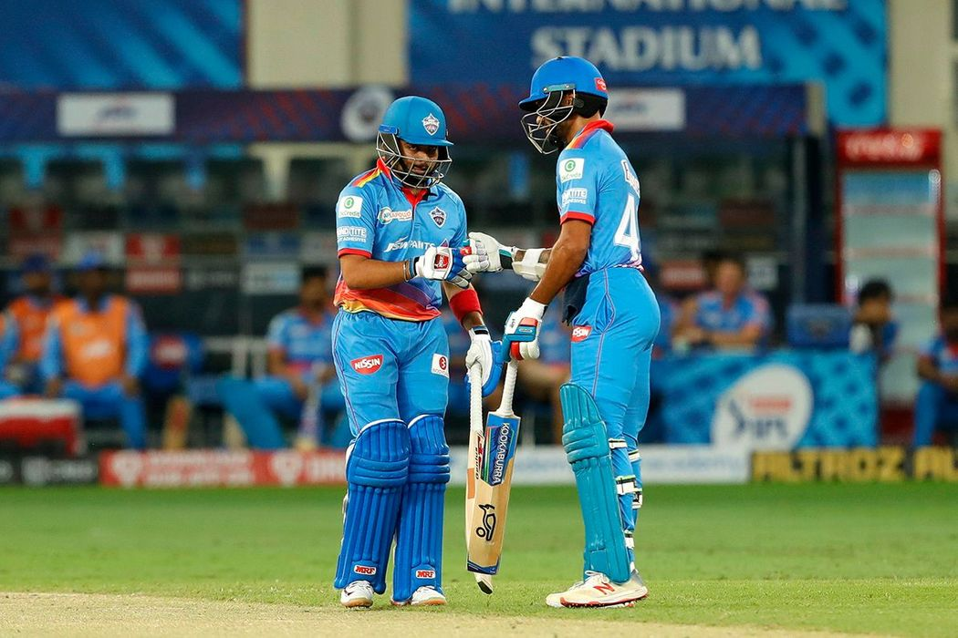Shikhar Dhawan and Prithvi Shaw are expected to open the innings for DC   BCCI/IPL