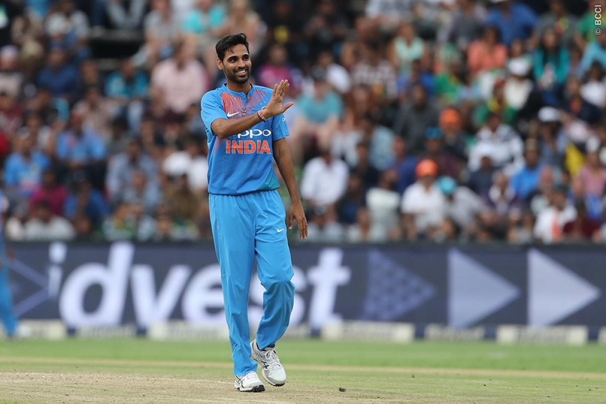 SA v IND 2018: Watch – Bhuvneshwar Kumar talks about India's win in the first T20I