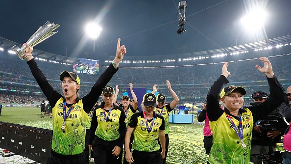ICC reveals record-breaking viewership for Women's T20 World Cup 2020 in Australia