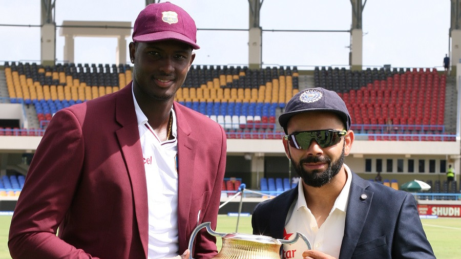 IND vs WI 2018:  Itinerary for Windies tour of India announced