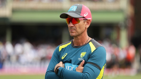 Justin Langer asks his players to look at the 'silver lining' in having time off from cricket field