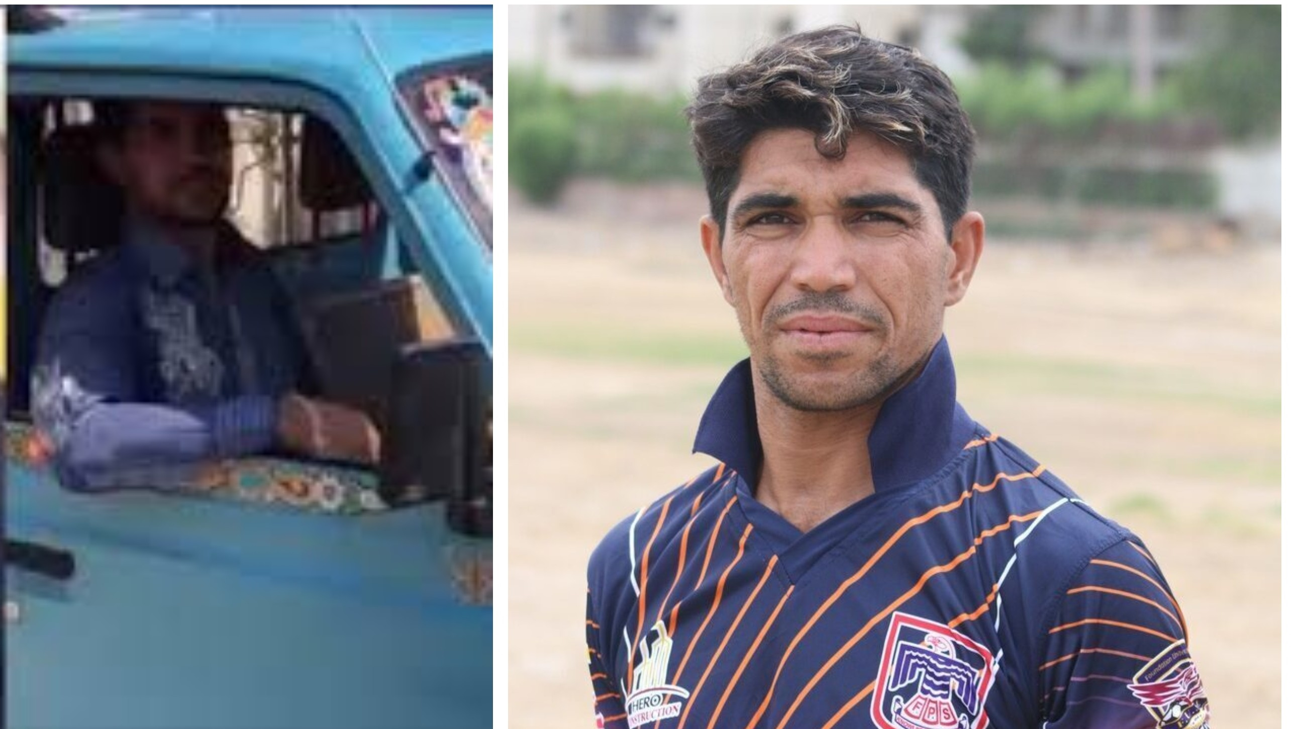 WATCH: Pakistan's Fazal Subhan forced to drive mini-truck after changes in domestic cricket