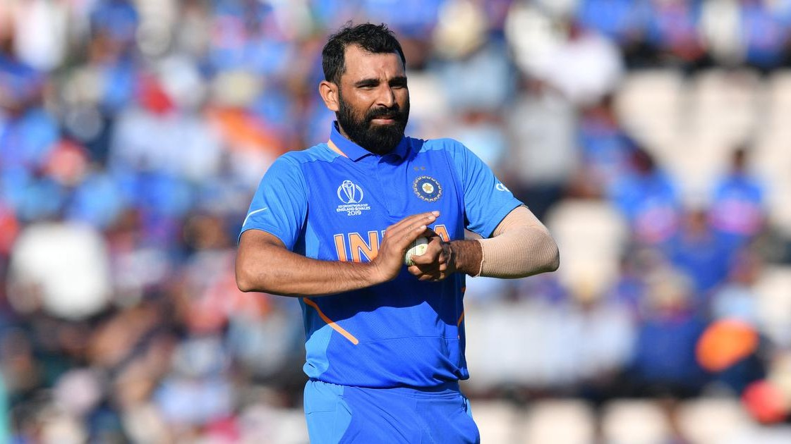 Shami explains why he will have advantage over other Indian players when BCCI starts a camp