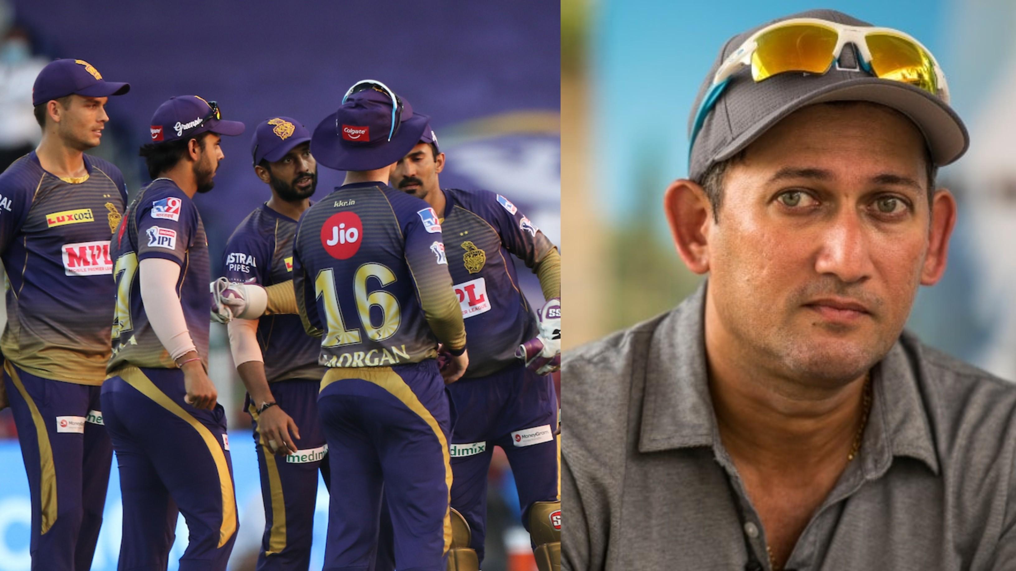 Ajit Agarkar hopes KKR will play better cricket in IPL 2021