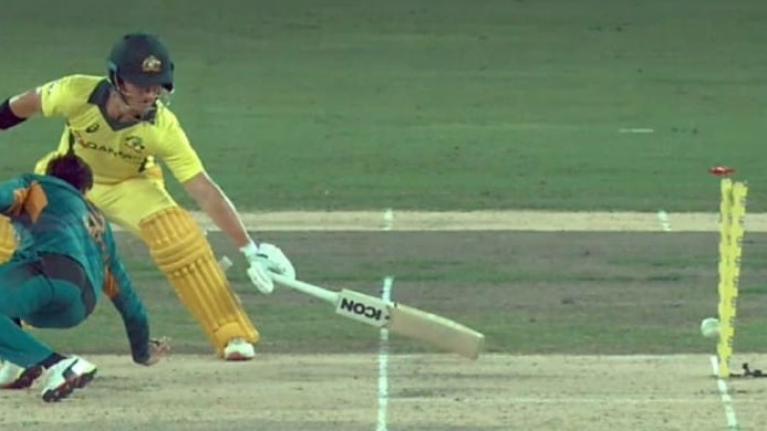 PAK v AUS 2018: Different opinions over D'Arcy Short's run-out in the 2nd T20I