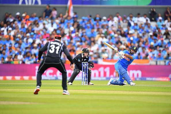 Rishabh Pant threw away his wicket at the wrong time | Getty