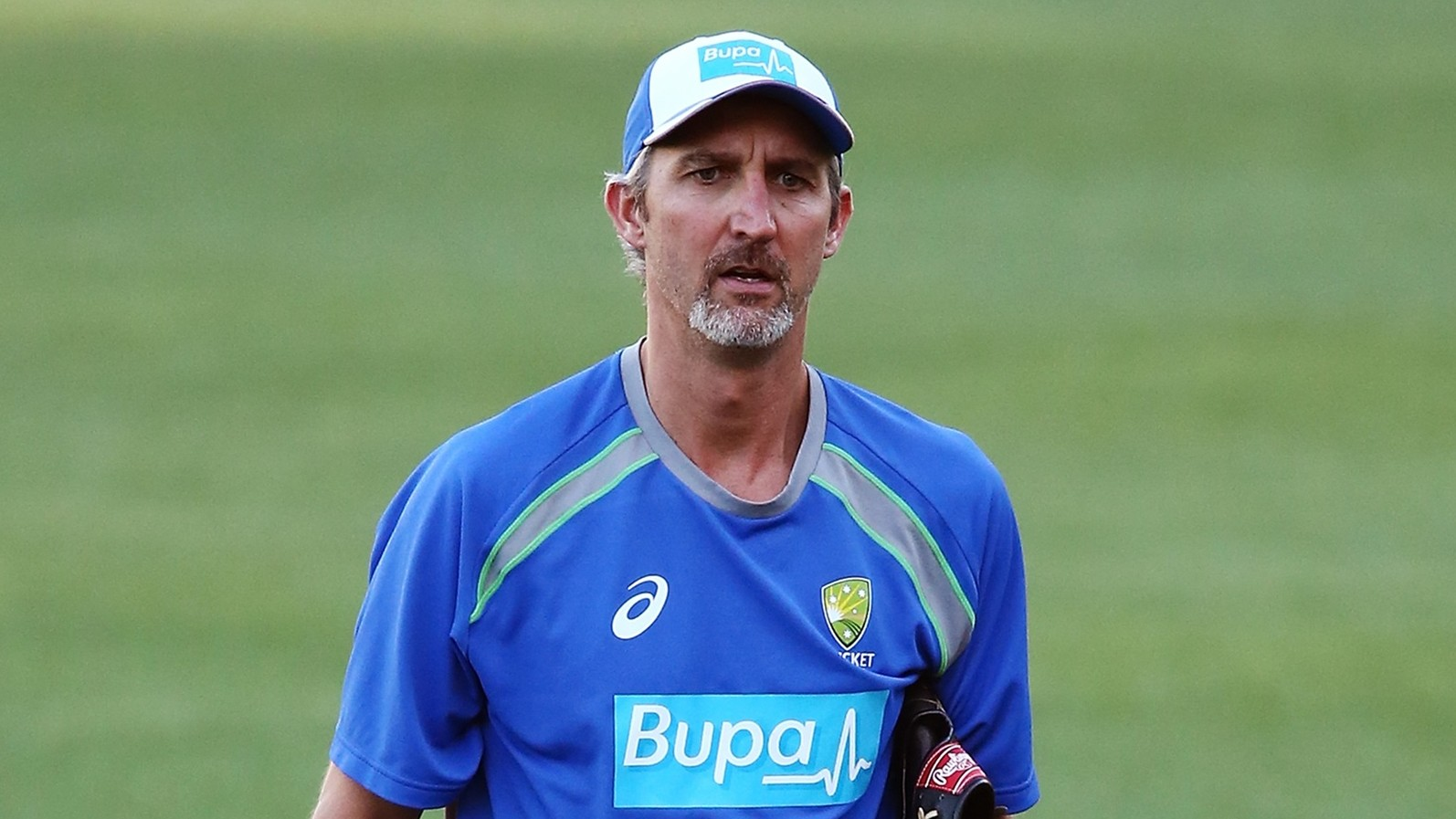 Jason Gillespie in self-isolation after returning from England