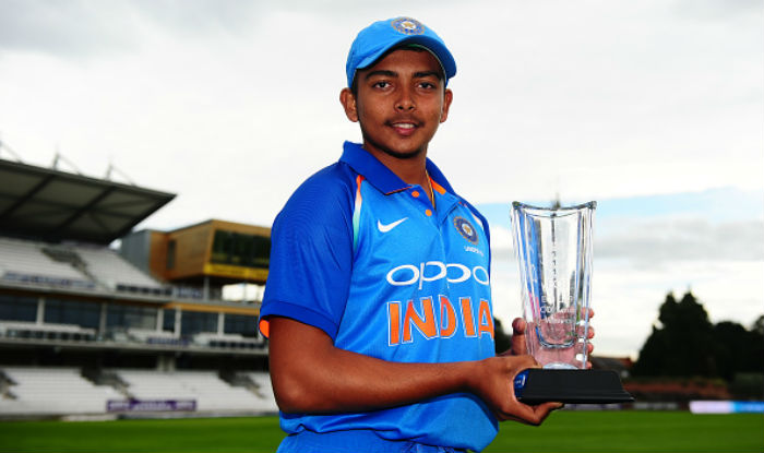 U19 World Cup 2018 Final: Prithvi Shaw opens up ahead of the finale