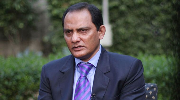 Former India captain Mohd Azharuddin was made to wait for over an hour outside the RGICS stadium