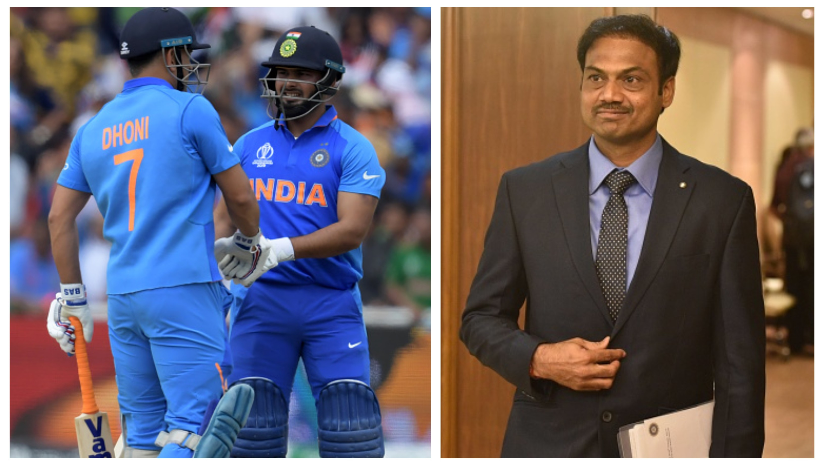 """""""He started comparing himself with Dhoni"""", MSK Prasad points out reason behind Rishabh Pant's downfall"""