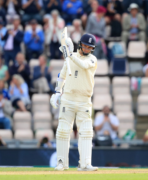 Sam Curran recorded his second fifty in this Test series | Getty