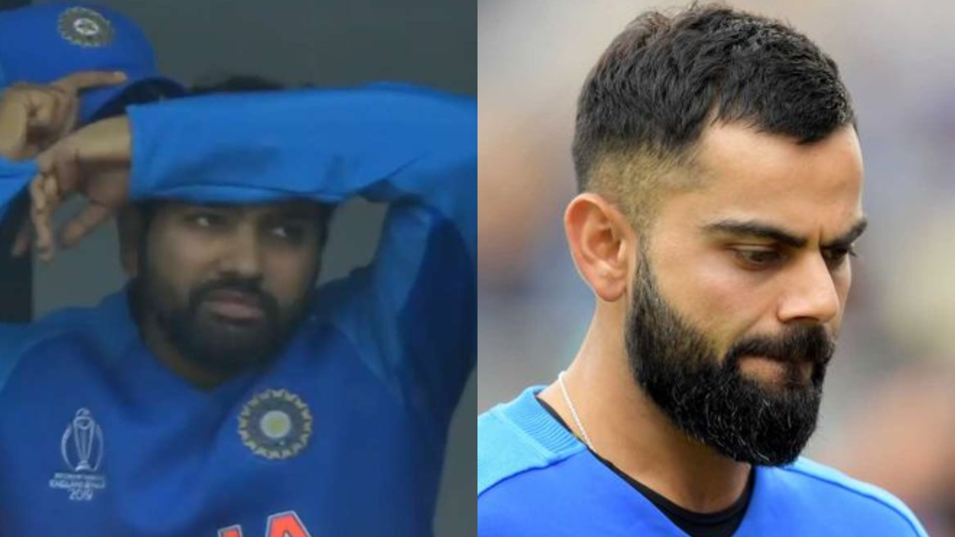Virat Kohli and Rohit Sharma may miss out whenever Team India resumes outdoor training