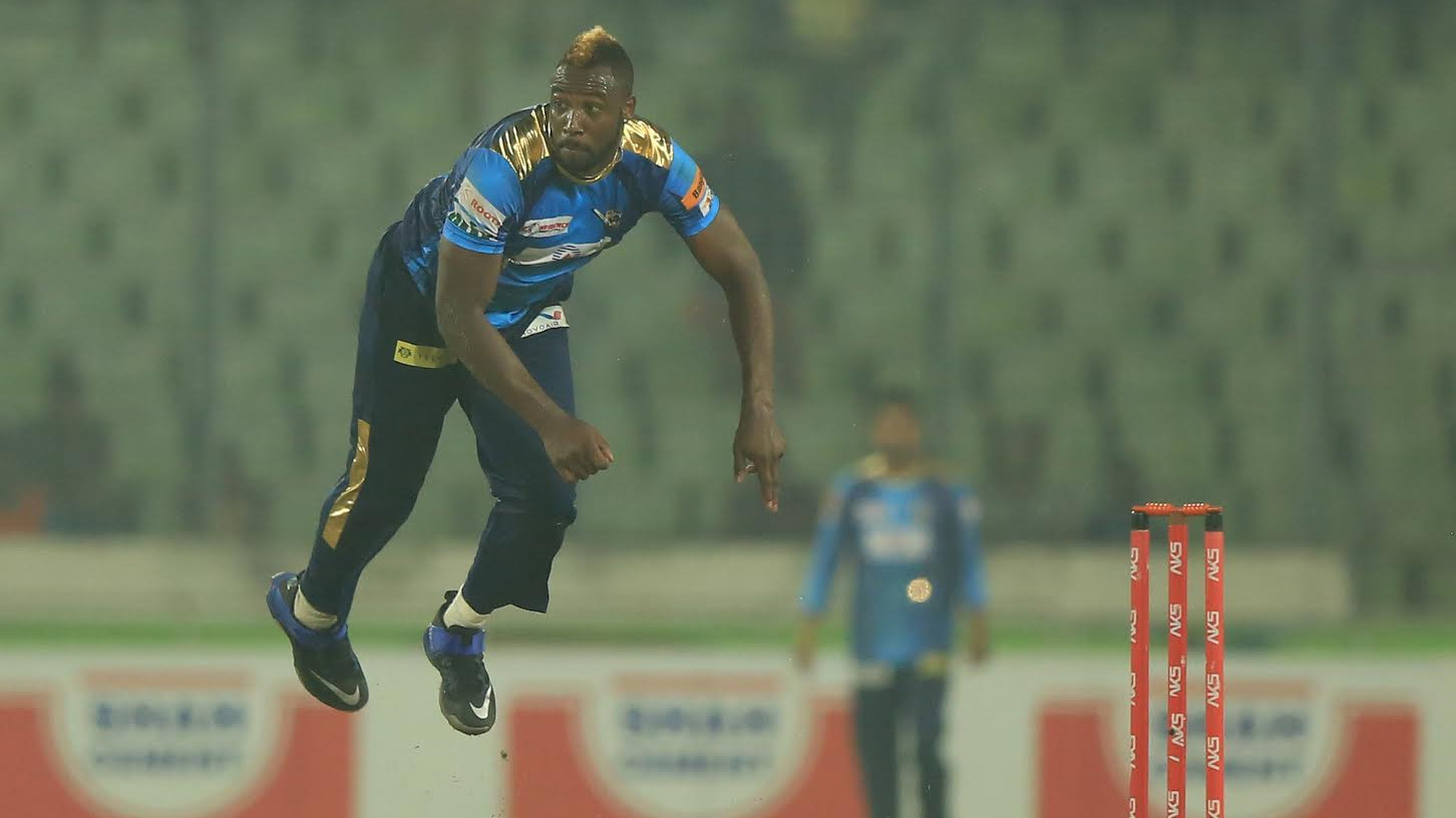 BPL 2018-19: Andre Russell feels presence of De Villiers, Smith, Gayle and Warner will make BPL more competitive
