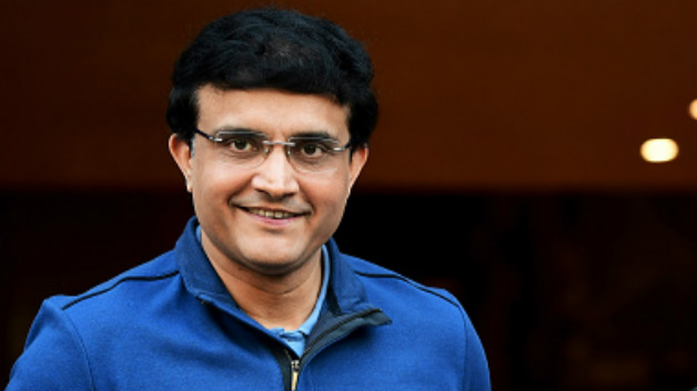 Sourav Ganguly's message on AB De Villiers' retirement flashed on the Eden big screen