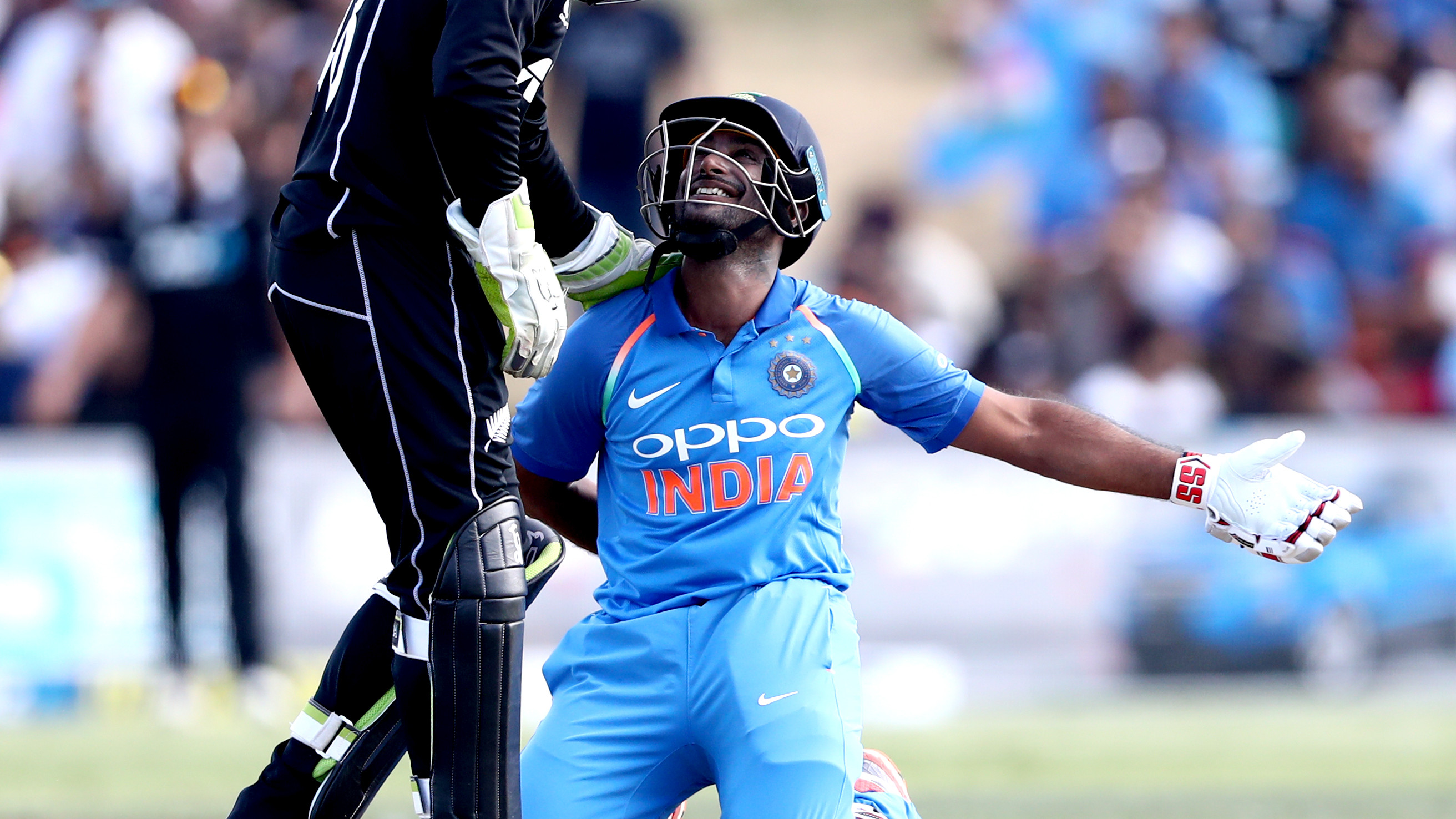 NZ v IND 2019: Ambati Rayudu on Twitterati's target after another slow innings
