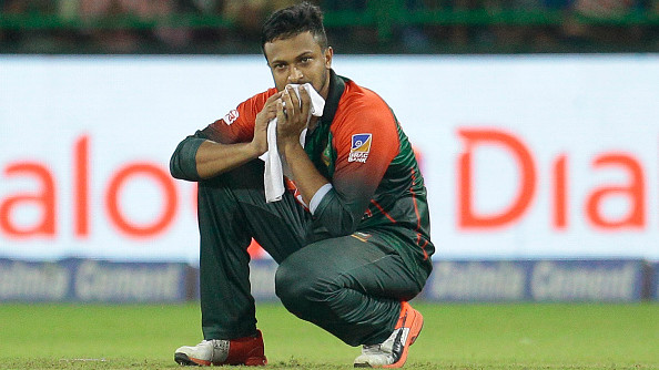 BCB yet to decide on Shakib Al Hasan's NOC for UAE T20X