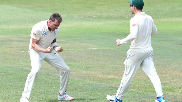 Dale Steyn shuts down wannabe 'cricket expert' who wanted ICC to ban him for his celebration style
