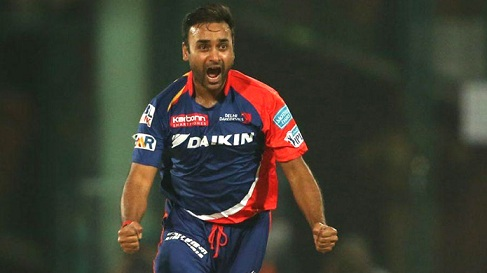 Amit Mishra is the only bowler to pick 3 hat-tricks in IPL