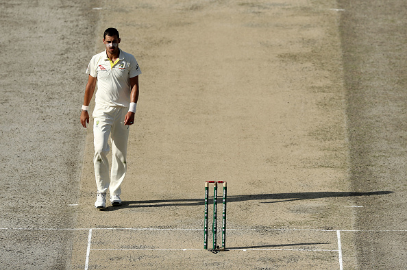 Mitchell Starc managed only wicket in Dubai | Getty Images
