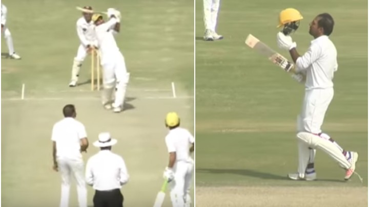 WATCH: Sarfaraz Ahmed smashes First-Class century after five years