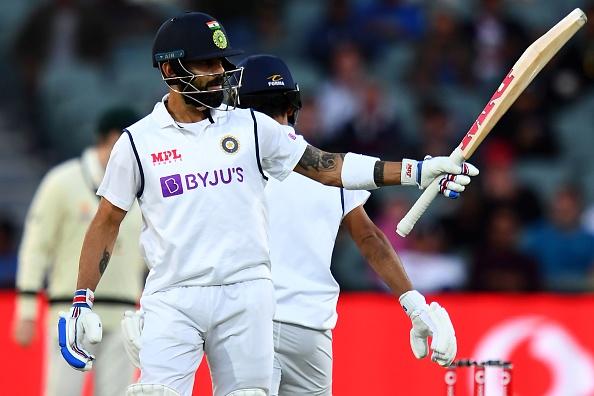 Kohli now has 888 points in ICC Test batsman rankings | Getty