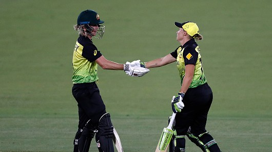 Women's T20WC 2020: Healy and Mooney half-centuries help Australia rout Bangladesh by 86 runs