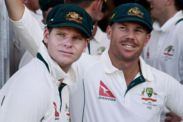 Steve Smith and David Warner copped bans of a year each for their roles in sandpaper gate