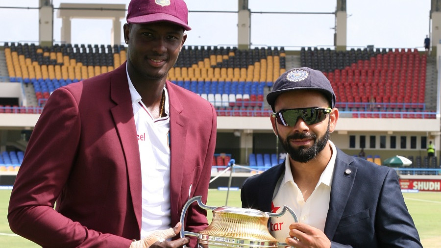 IND vs WI 2018 : A look at India vs West Indies Test rivalry in statistics